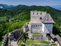 Burg bei Celje in Slowenien