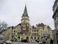 Πόλη του Celje στη Σλοβενία