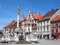 Ciudad de Maribor en Croacia