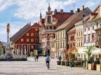 Orașul Maribor din Croația