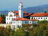 Mănăstirea Nova Gorica din Slovenia