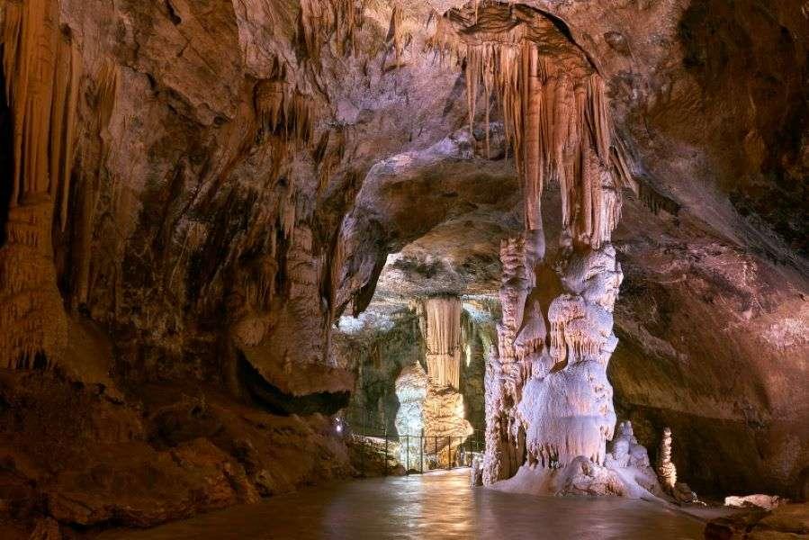 Postojna-stalaktitgrottor Slovenien (16×11)