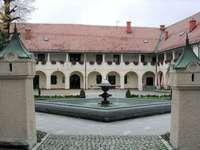 Slovenj Gradec Stadt in Slowenien
