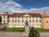 Grad Bistrica w Słowenii