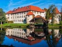 Grad Otocec in Slowenien
