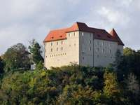Grad Rahjenburg na Eslovênia