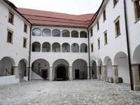 Grad Rahjenburg ve Slovinsku