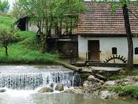 Regionální park Kozjansko Mill Slovinsko