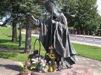 Pomníky papeže Jana Pavla II