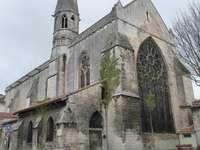 Angoulême kostel
