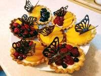 Пъзел от пеперуди