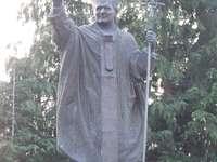 Monuments of Pope John Paul II