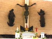 St. Maksymilian Kolbe in Krakau (T