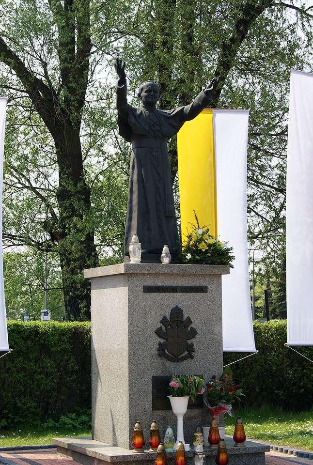 Monumentos do Papa João Paulo II - Monumentos de João Paulo II - monumentos escultóricos e arquitetônicos erguidos para comemorar a pessoa e o pontificado de João Paulo II na Polônia e no exterior. Até a morte de João Paulo II e (2×4)