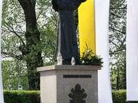 Monumenten van paus Johannes Paulus II
