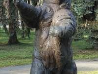 Parque de Henryk Jordan en Cracovia