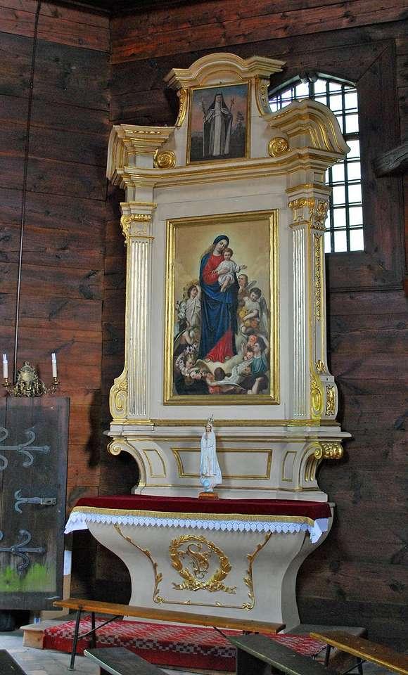 Kaplica św. Małgorzaty i św. Judyty - Kaplica św. Małgorzaty i św. Judyty – barokowa, drewniana kaplica znajdująca się w Krakowie na Salwatorze, przy ul. św. Bronisławy 8. Leży na trasie Małopolskiego Szlaku Architektury Drewni (2×4)