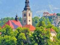 Regione di Lubiana, Slovenia