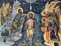 Il battesimo di Dio