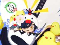 Mini Mitsu esce dal suo guscio