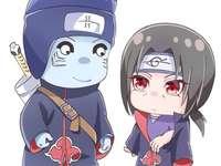 Mini Kisame és Mini Itachi