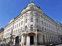 Λιουμπλιάνα Grand Hotel Union Σλοβενία