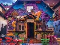 Ljubljana Pub Slovenia