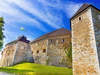 Ljubljana Schlossberg Slowenien