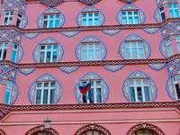 Lublaň Vurnik dům Slovinsko