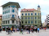 Λιουμπλιάνα Captain House Σλοβενία