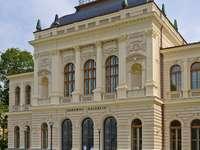 Lublaňská národní galerie Slovinsko