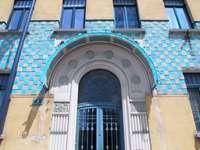 Lublaň Krásné dveře Slovinska