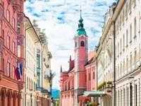 Ljubljana óvárosa, Szlovénia