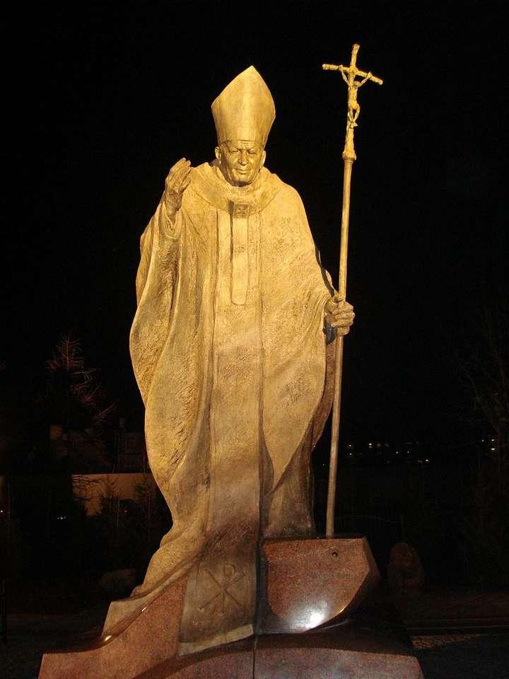 Monumentele Papei Ioan Paul al II-lea - Monumente ale lui Ioan Paul al II-lea - monumente sculpturale și arhitecturale ridicate pentru a comemora persoana și pontificatul lui Ioan Paul al II-lea în Polonia și în străinătate. Până l (3×5)