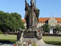 Μνημεία του Πάπα Ιωάννη Παύλου Β '