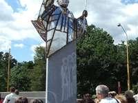 Pomník Jana Pavla II. V Košicích
