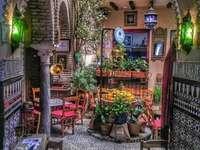 patio español