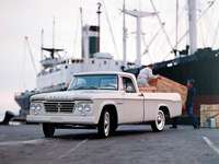 1963 Dodge D-100 Sweptline