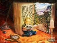 V kouzelném světě knih