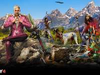 FarCry 4 puzzel
