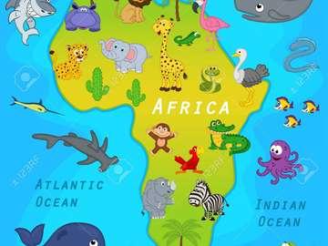Παζλ Αφρική
