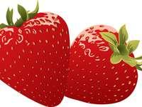 Strawberry for 3rd grade