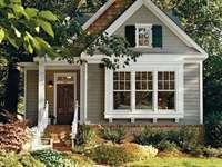 malý dům v americe