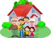 Моето семейство, моят дом