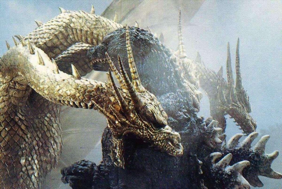 Godzilla contro Ghidorah (4×3)