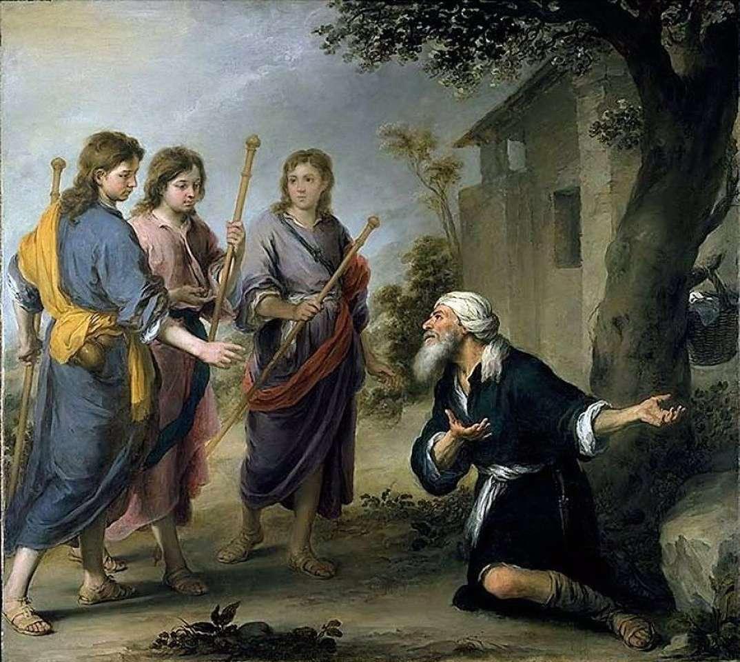 niebiańscy goście - Bóg chce, abyśmy wstawiali się za innymi (11×10)