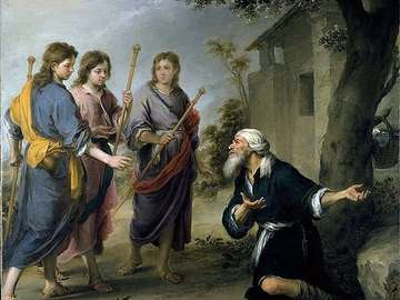 mennyei látogatók