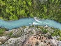 Der Fluss, der fließt