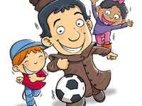 Don Bosco en de kinderen