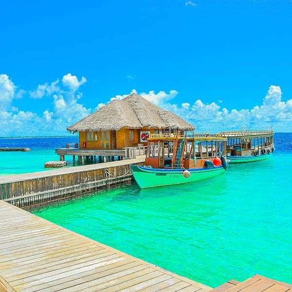 Maledivy - m (11×11)